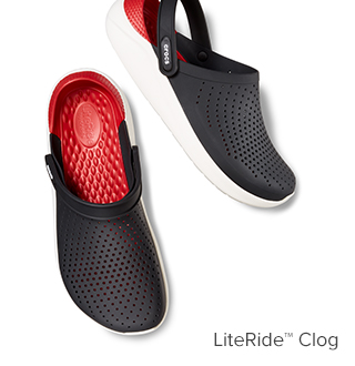 LiteRide™ Clog