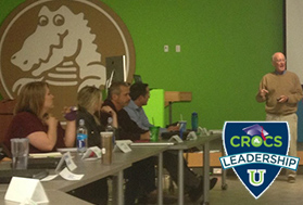 Crocs Leadership University.