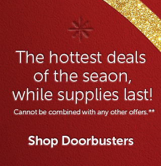 Shop Doorbusters