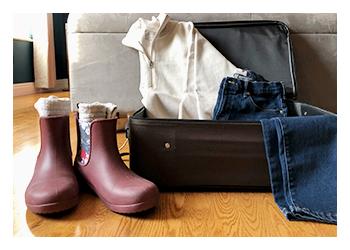 Packing Crocs Freesail Chelsea Boot