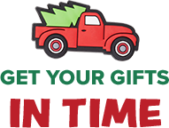 Get your gifts in time.