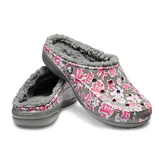 fuzz collection fleece lined boots clogs and shoes crocs