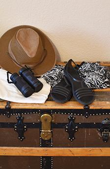 Packing Crocs Isabella Sandals