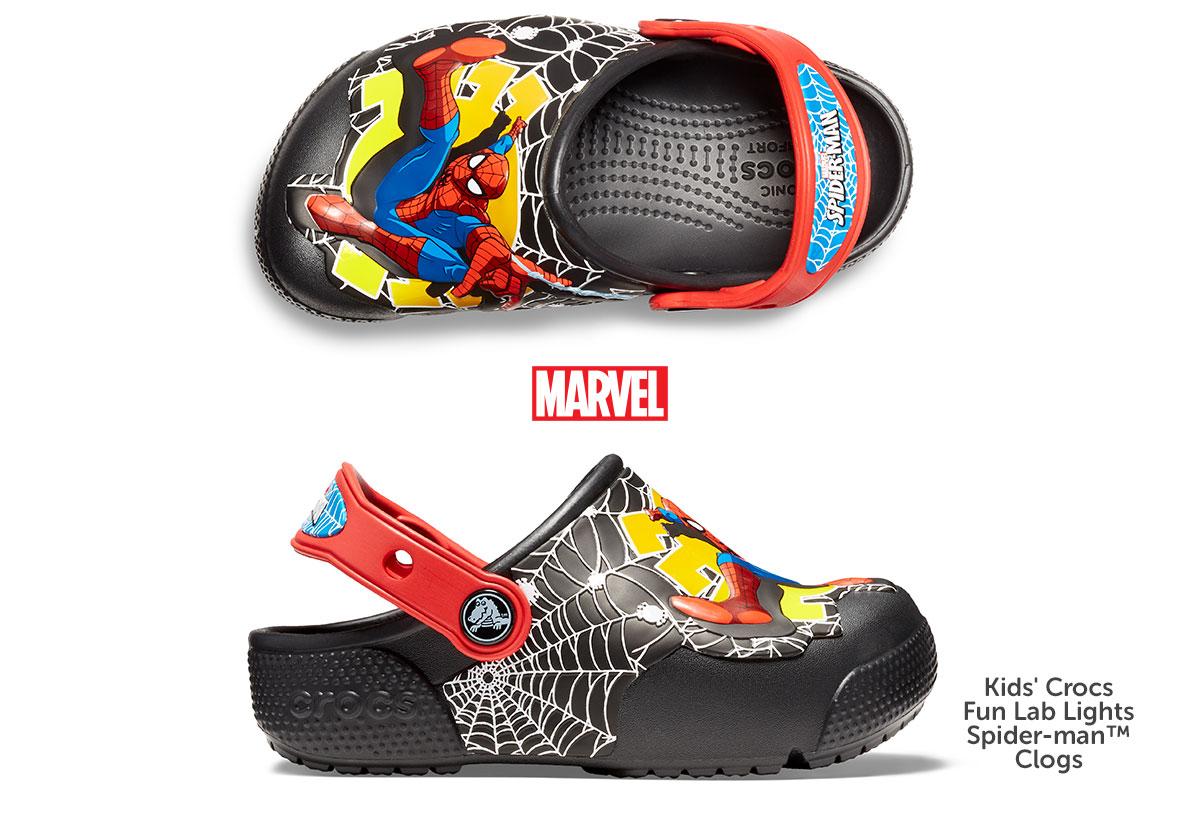 Crocs Slip On Running Shoes For Kids