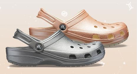 Crocs Shine