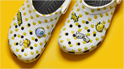 c102fbf69be2 Collaborations and Special Project News – Crocs™