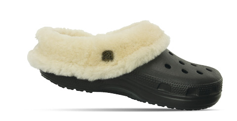 85329f46b7b4 Women fleece and fur lined boots clogs and slippers crocs jpg 480x245 Crocs  with fur