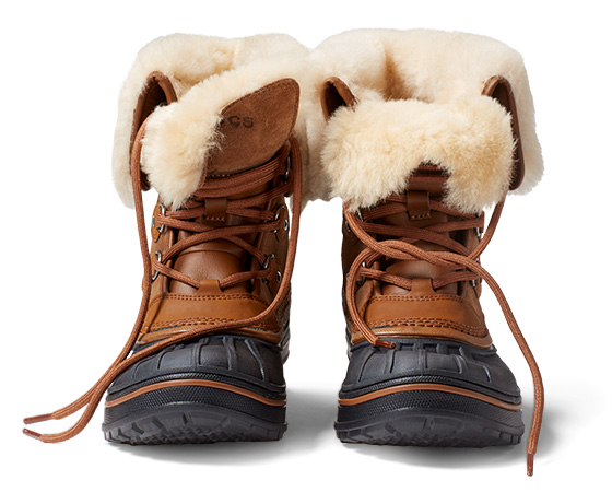 AllCast 2 Shearling Boots