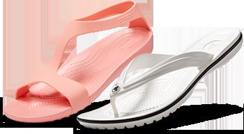 32b6e27dcae05e Women s Crocs Serena Sandal   Crocband™ Flip