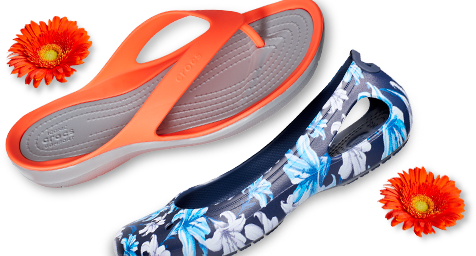 41f3a0e112e Women s Swiftwater™ Flip Bright Coral Light Grey   Women s Kadee Graphic  Flat Lily