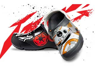 Star Wars Shoes and Clogs - Crocs a957cfc8b0