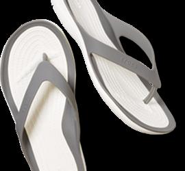 Women's Swiftwater™ Flip, Smoke/White.