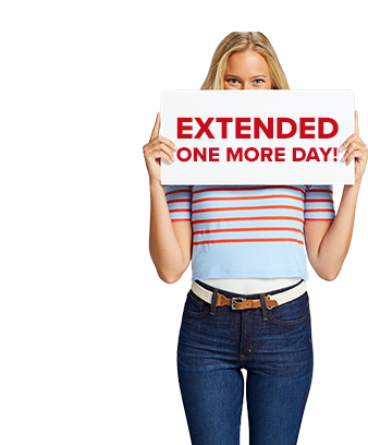 Extended one day more