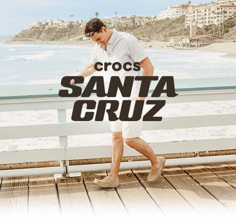 Crocs™, Santa Cruz.