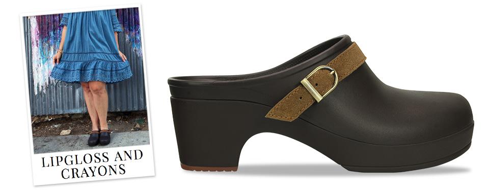 Women's Crocs Sarah Clog.