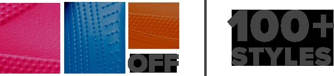 50% Off 100+ Styles