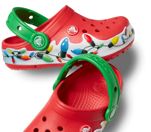 Ugly Christmas Sweater Shoes: Fun Holiday Shoes - Crocs