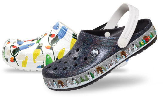 Crocband™ Holiday Clog