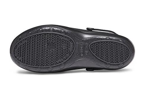 Crocs Lock slip-resistant treads