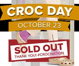 Croc Day October 23
